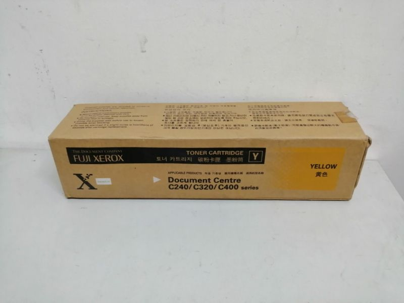 Mực màu vàng máy Photo Document Centre C240/ C320/ C400