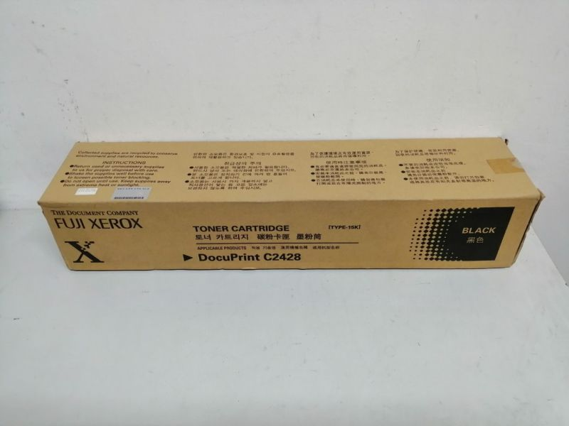 Mực máy in DocuPrint C2428 K Toner Cartridge